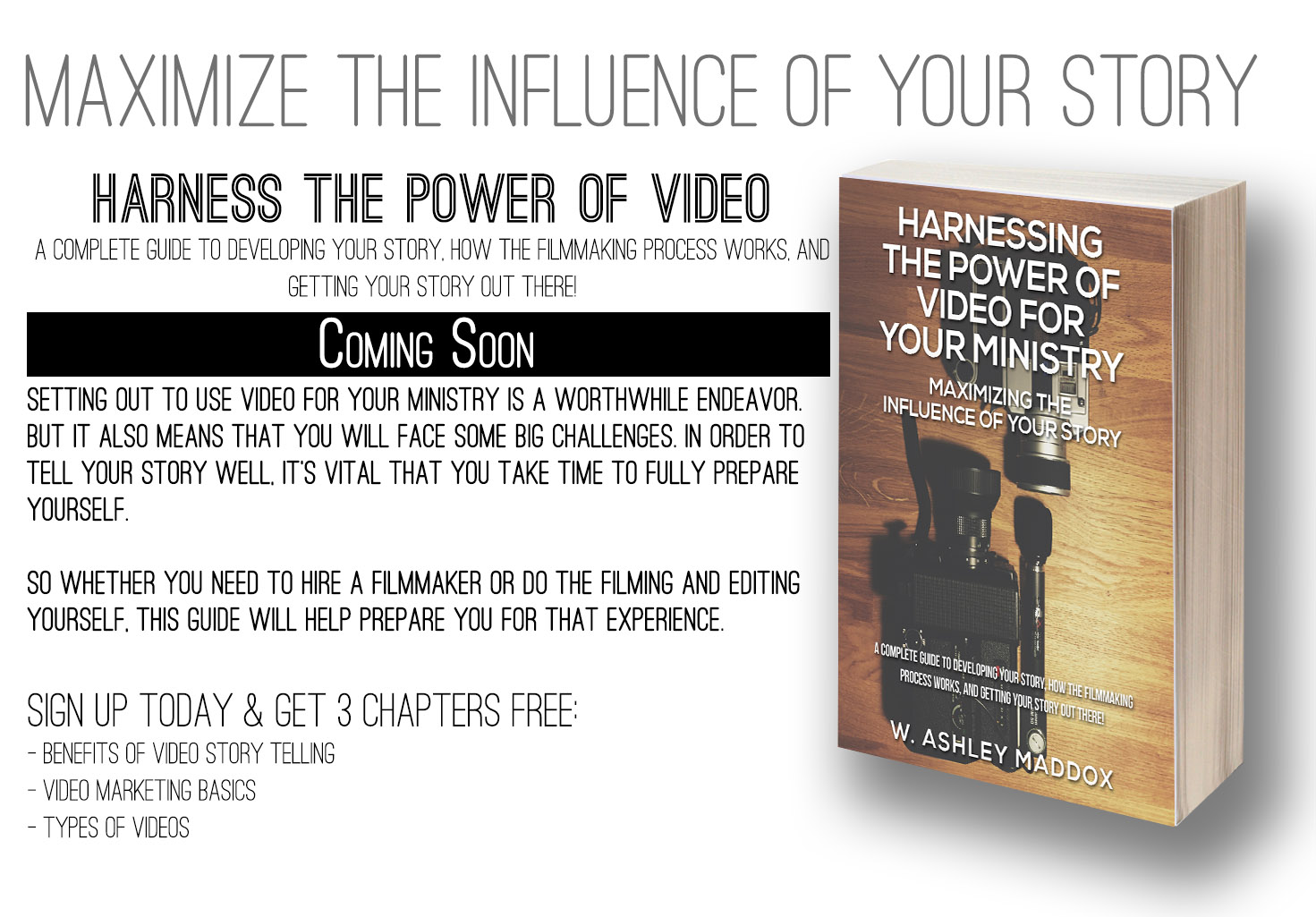 HArness the power of Video Web copy