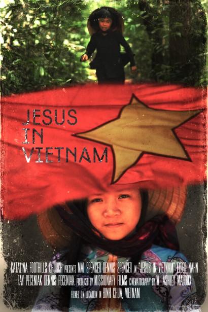 3425-Jesus In Vietnam